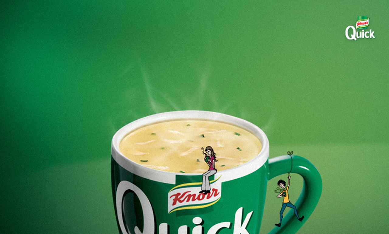 Knorr – Quick soup
