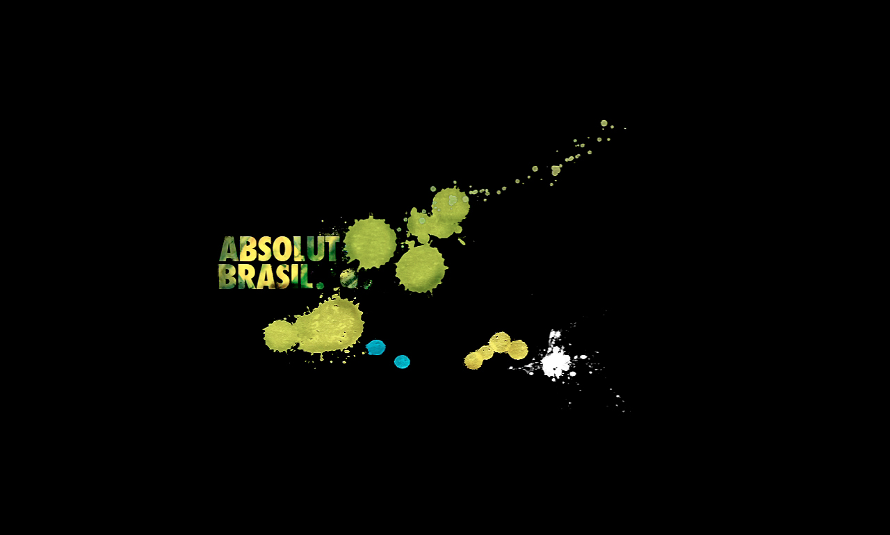 Absolut Vodka - Brazil