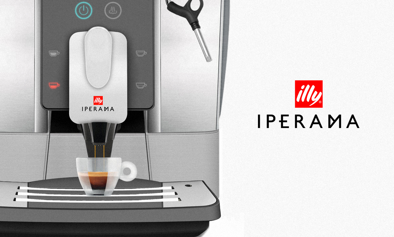 IPERAMA by illy